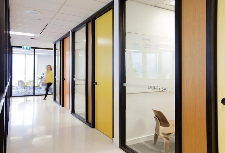 Интерьер современного офиса: кабинеты