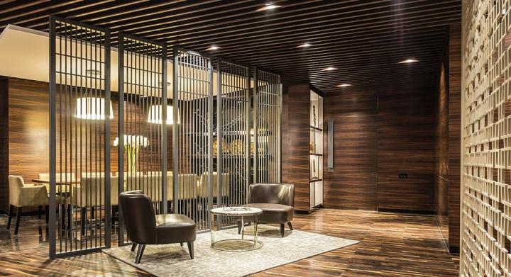 Интерьер современного офиса компании The Blue Leaves Design - фото 4