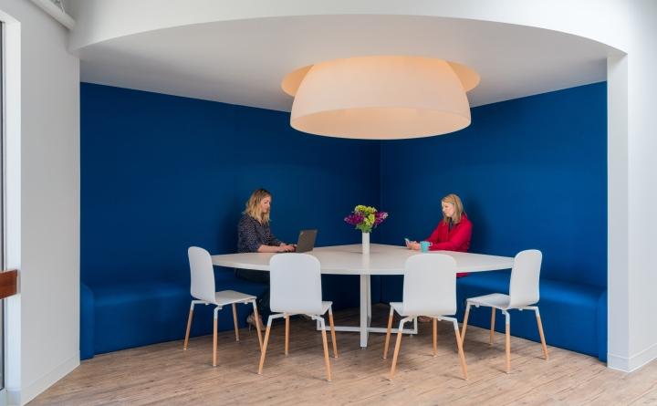 Уютный и приятный интерьер современного офиса в Калифорнии, США. Фото 3