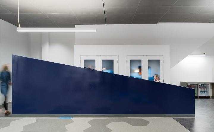 Уютный и приятный интерьер современного офиса в Калифорнии, США. Фото 5