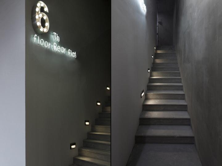 Футуристичный интерьер современного офиса в Китае. Фото 4