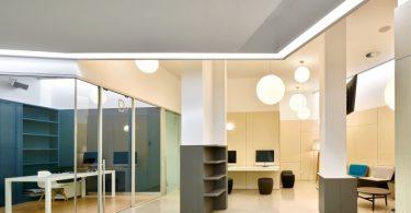 Интерьер стоматологической клиники в Испании