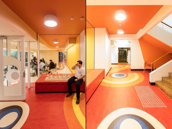 Интерьер университета: единое визуальное пространство рабочих аудиторий