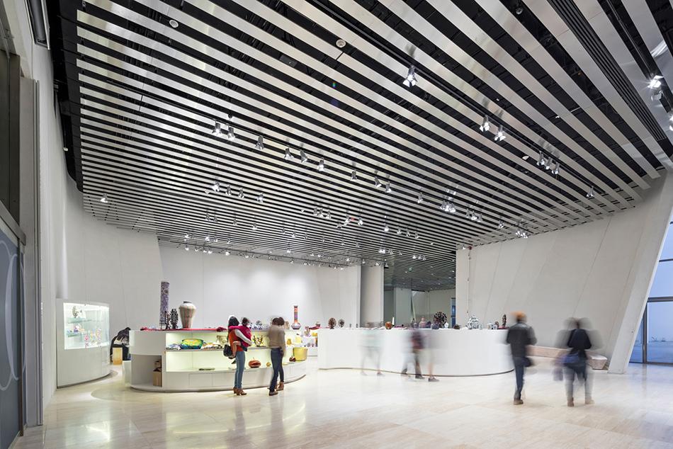 Оригинальный интерьер современных музеев - Фото 5