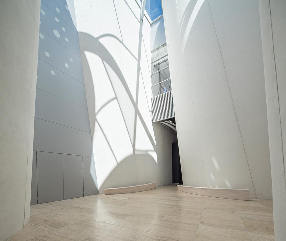 Оригинальный интерьер современных музеев - Фото 6