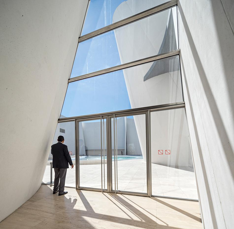 Оригинальный интерьер современных музеев - Фото 7