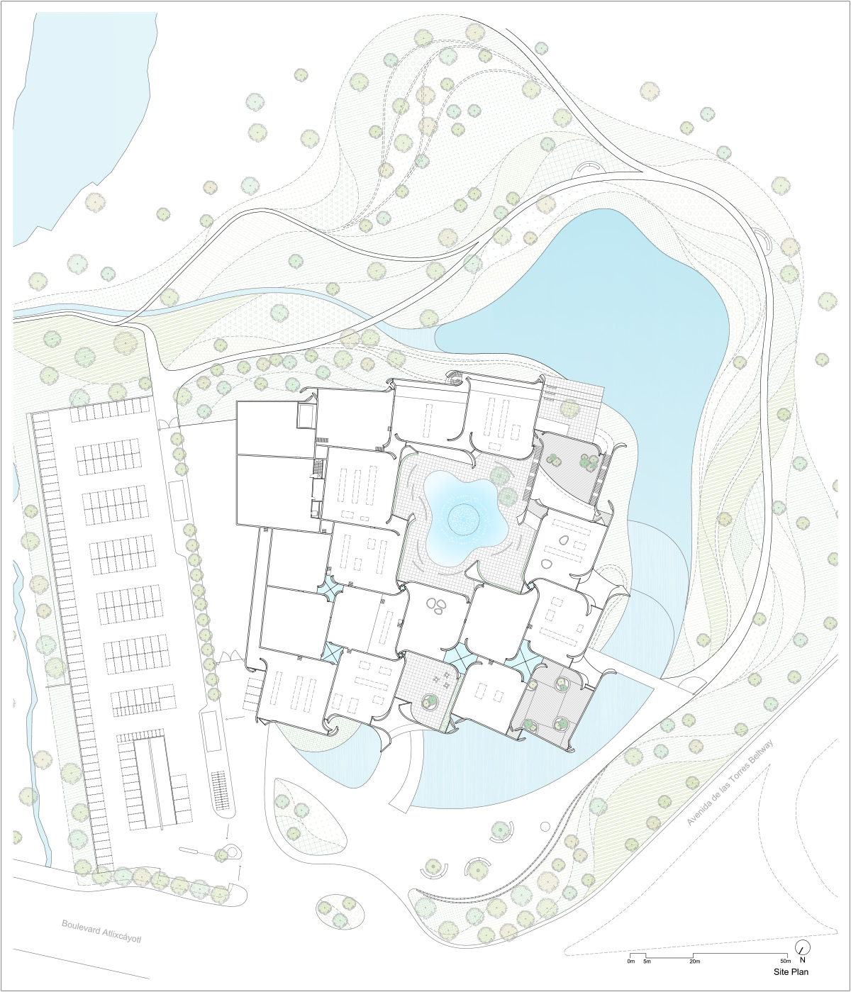План интерьера современных музеев - Фото 1