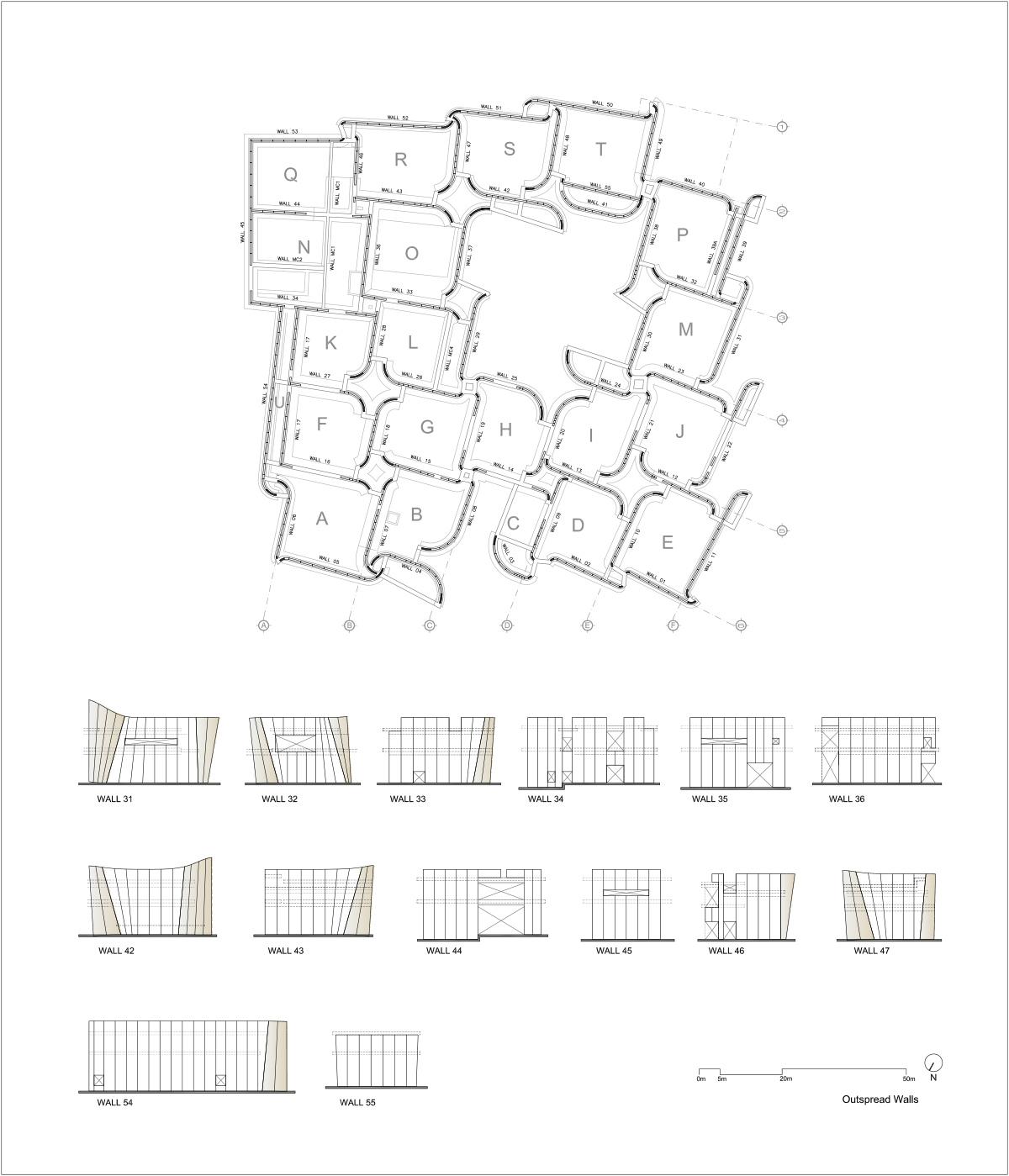 План интерьера современных музеев - Фото 5
