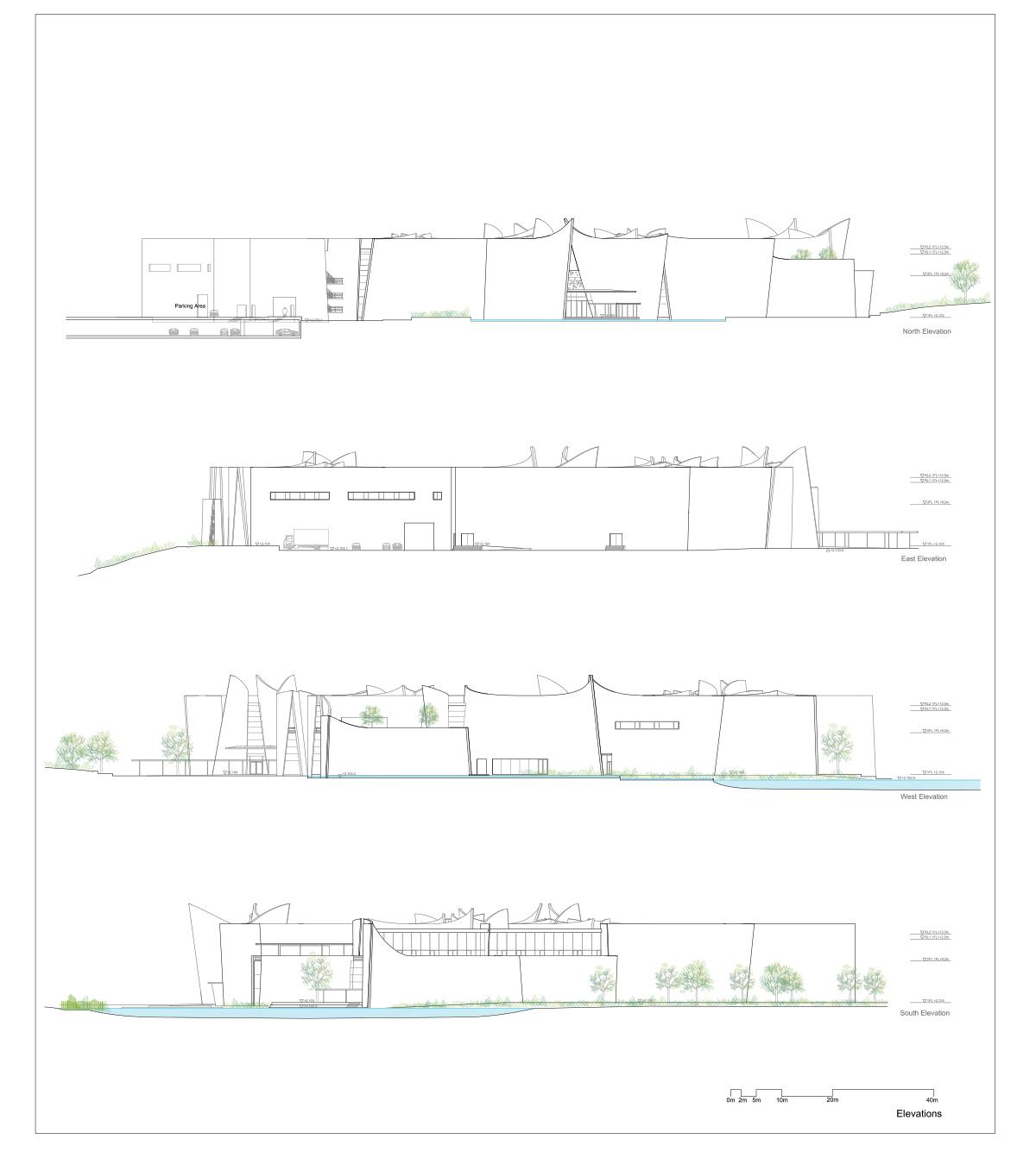 План интерьера современных музеев - Фото 8