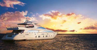 Элитная итальянская яхта Azimut 116 от фирмы Azimut Yachts