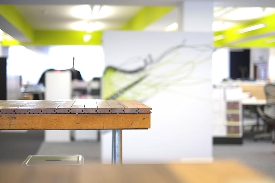 Креативный офис Nike в Великобритании