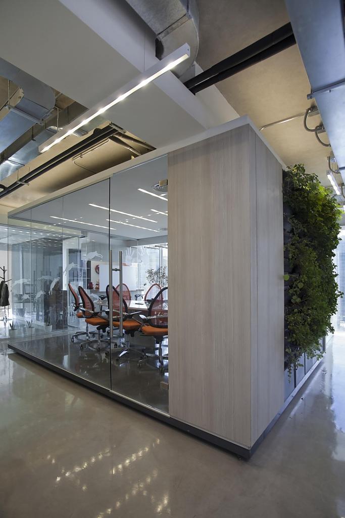 Современный офис Jimenez Arquitectos, Сантьяго, Чили