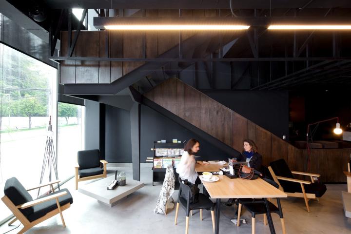 Панорамные окна в офисе