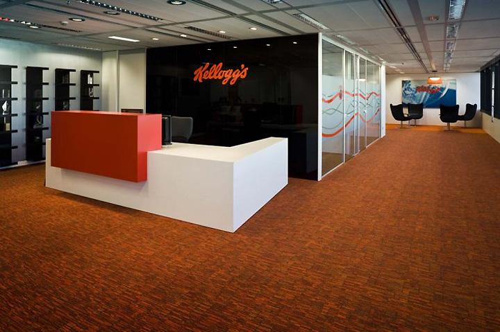 Офис Kellogg от 3G Office, Мадрид
