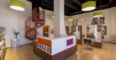 Дизайн интерьера салона красоты Keter Salon