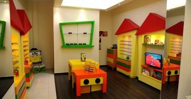 Магазин оптики для детей - Simenhousе
