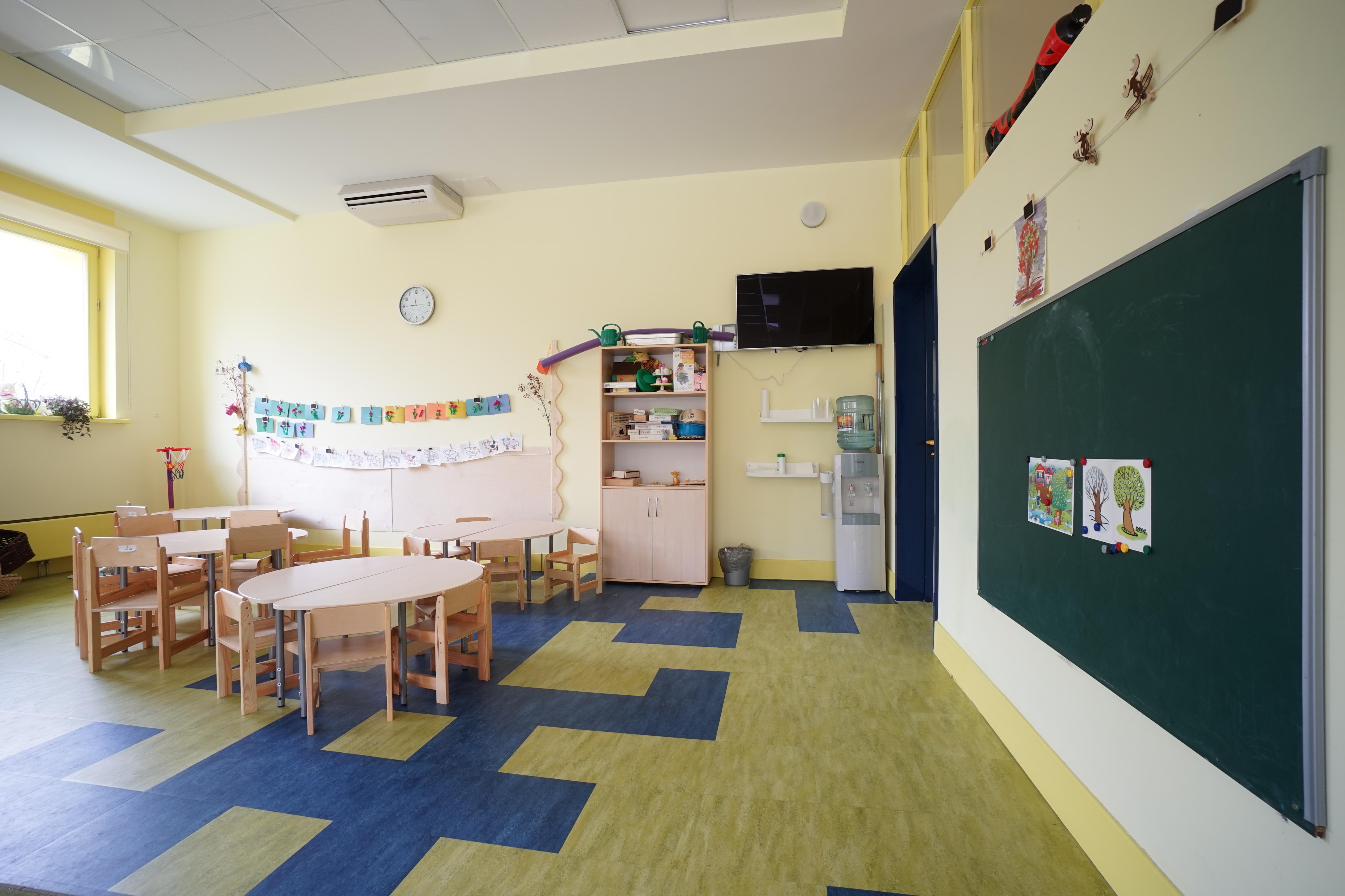 Дизайн детского сада