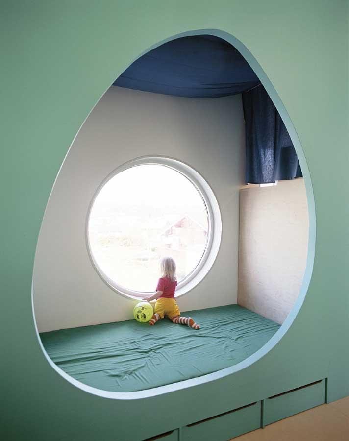 Детский сад в Норвегии