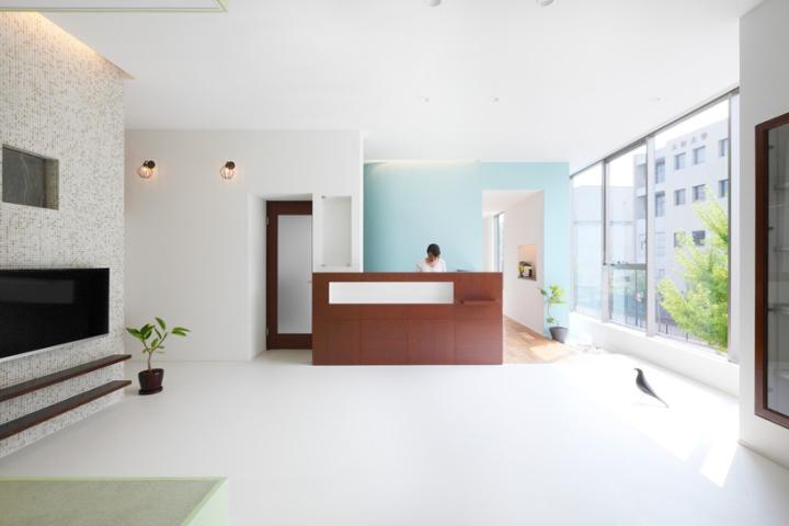 Дизайн стоматологии в Киото