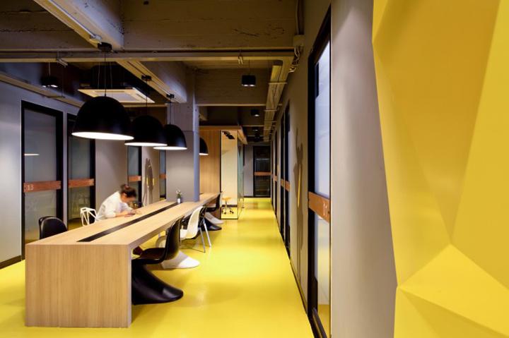 Офис Klique Desk