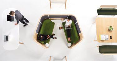 Коллекция офисной мебели, на которую следует обратить внимание продвинутым работодателям