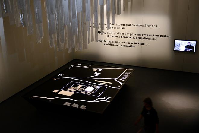 Выставка в историческом музее: уникальная карта раскопок