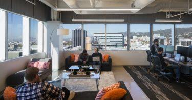 Комфортный офис в Лос-Анджелесе