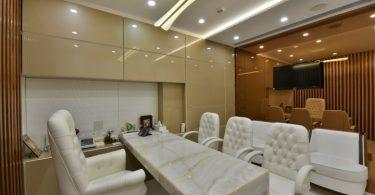 Комфортный офис индийской компании