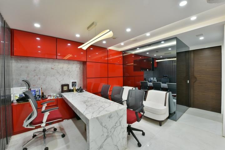Стильный комфортный офис - фото 5