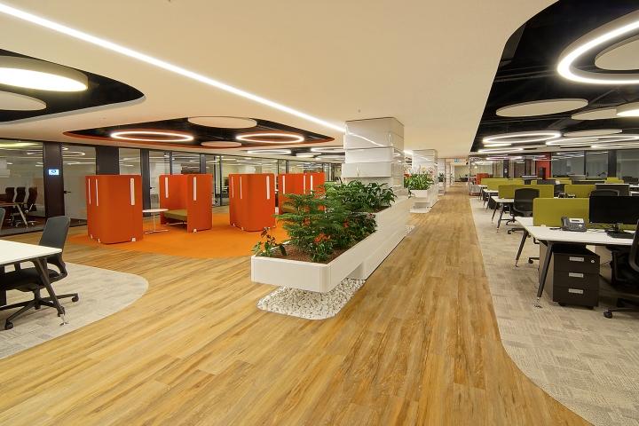 Комфортный офис фирмы E Bebek. Фото 2