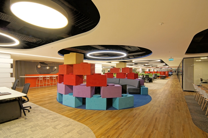 Комфортный офис фирмы E Bebek. Фото 3
