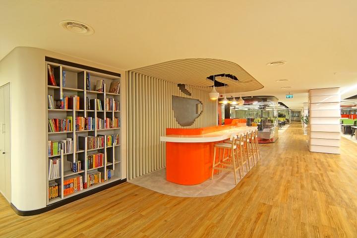 Комфортный офис фирмы E Bebek. Фото 4