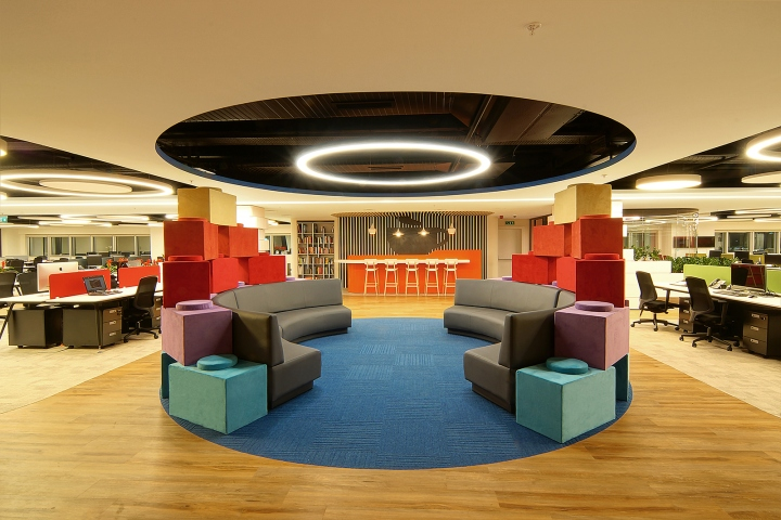 Комфортный офис фирмы E Bebek. Фото 5