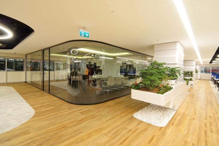 Комфортный офис фирмы E Bebek. Фото 6