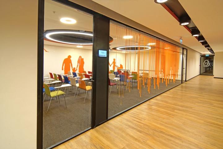 Комфортный офис фирмы E Bebek. Фото 9