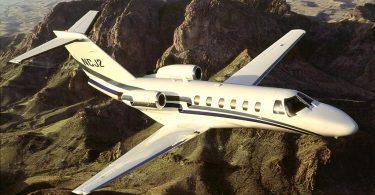 Коммерческий самолёт Cessna 525A Citation CJ2 от американской компании