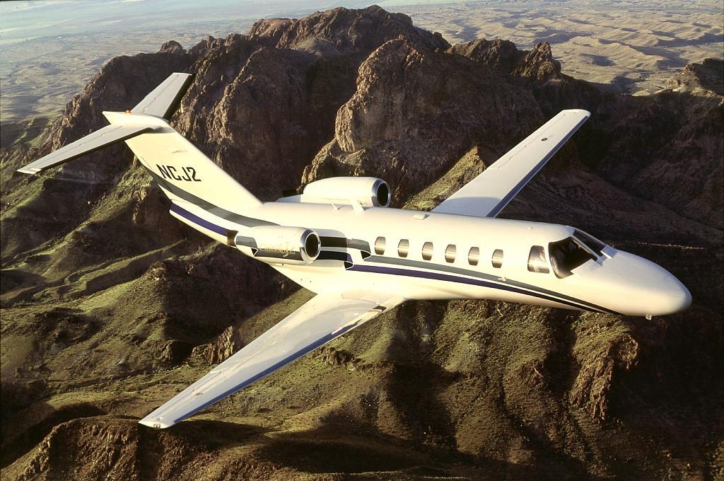 Коммерческий самолёт  от Cessna Aircraft Company
