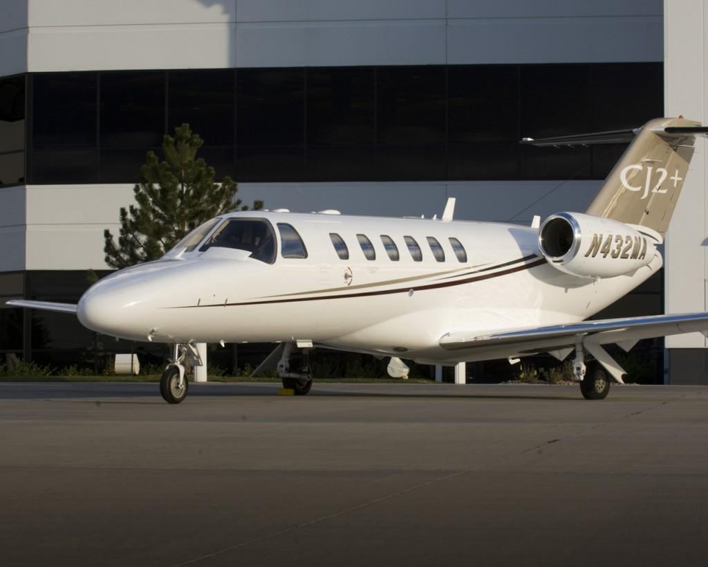 Коммерческий самолёт  от Cessna Aircraft Company для управления одним пилотом - фото 1
