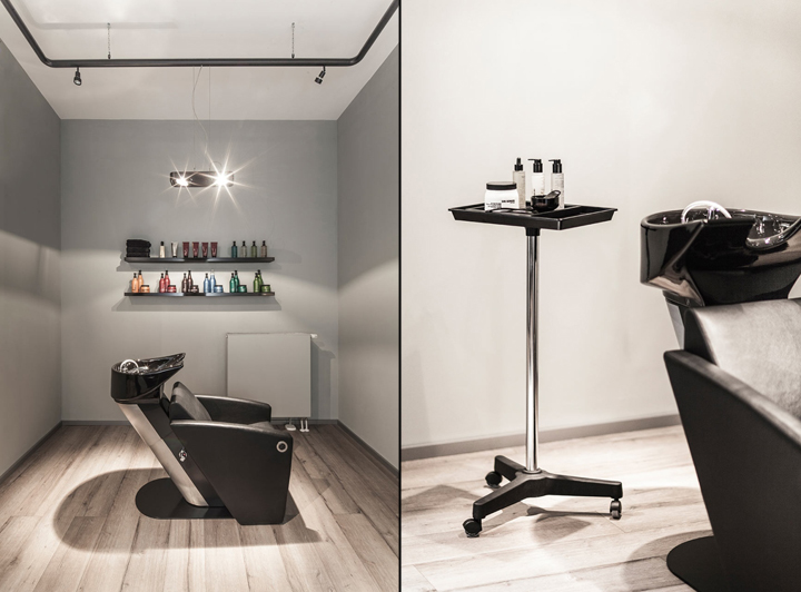 Красивый интерьер салона красоты: всё создано для комфорта клиента и стилиста