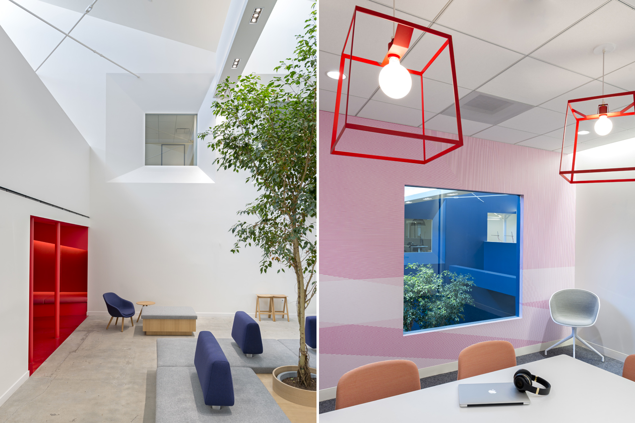 Креативное оформление офиса - Фото 16