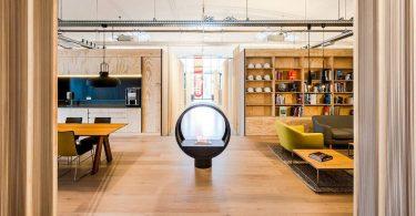 Креативное оформление офиса как одна из составляющих успешной работы