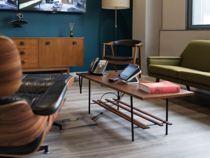 Креативное оформление офиса: современное оборудование и комфортная мебель