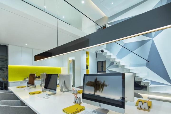 Современное и креативное оформление офиса