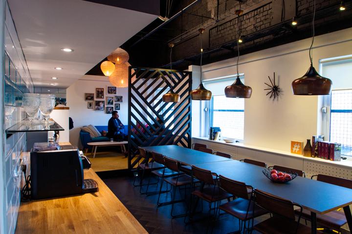 Современный креативный офис