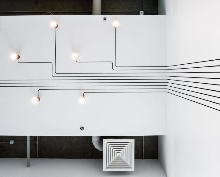 Креативные идеи для офиса – Оформление стен