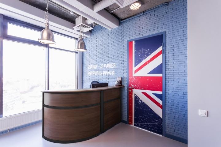 Креативные идеи для входа в офис директора
