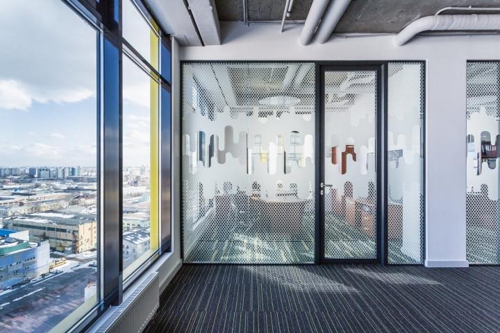Креативные идеи для офиса – Французский фасад в дизайне