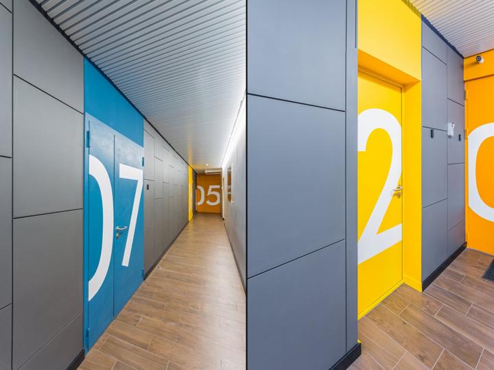 Креативные идеи для офиса – Цветовая гамма интерьера