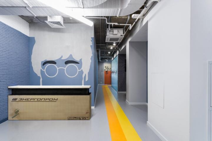 Креативные идеи для офиса в Москве