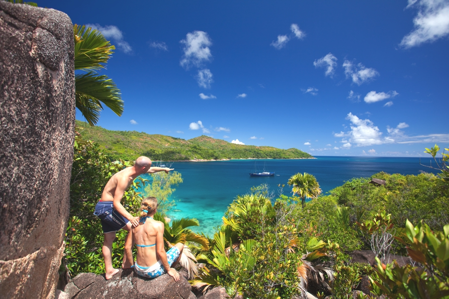 Круизная яхта: Сейшельский архипелаг